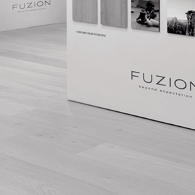 Fuzion Showroom - Branding Strategy