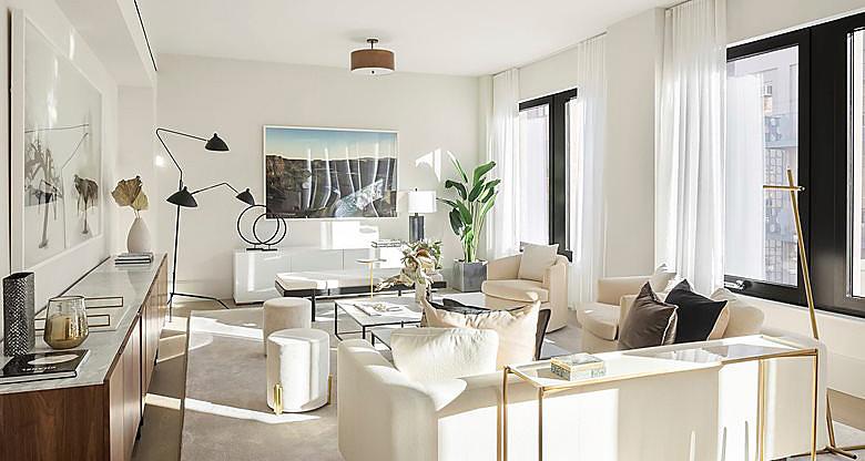 David Chipperfield Living Room