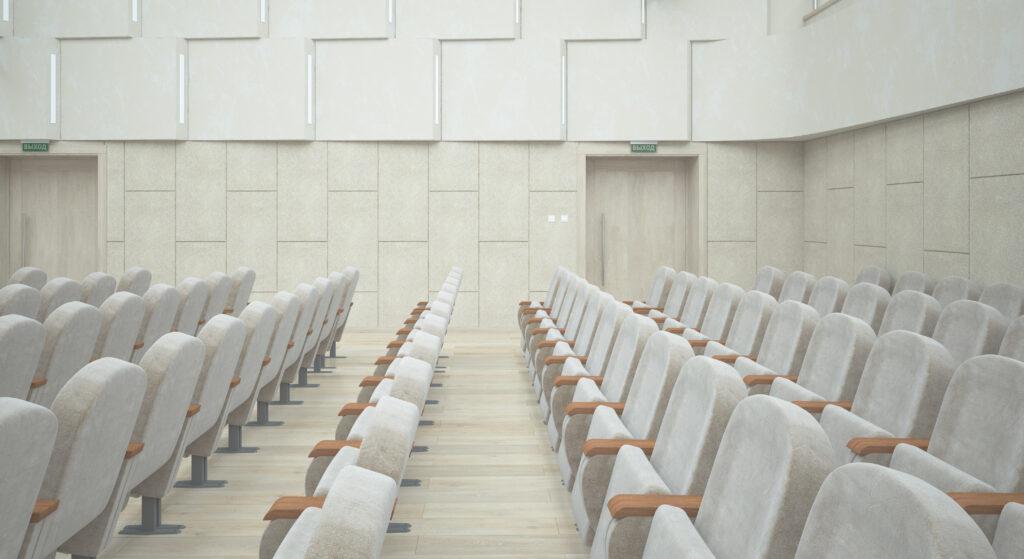 CEU auditorium